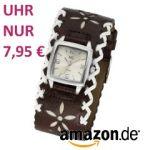 Amazon: 10€-Gutschein für Uhren, Schmuck und Schuhe
