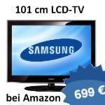 Samsung: 40 Zoll Full HD Fernseher für 699 Euro