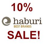 Haburi.com: 10% auf Alles + kostenloser Versand