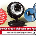 Webcam (1,3 Megapixel) GRATIS – nur 3,90 € Versandkosten