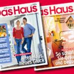 Das Haus: 2 Ausgaben gratis – keine Kündigung!