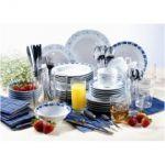 Amazon: Domestic Puglia Porzellan-Service 78 Teile für 30,97 Euro