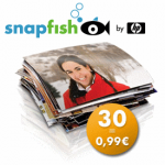 Snapfish: 30 Digitalfotos entwickeln für 0,99 Euro